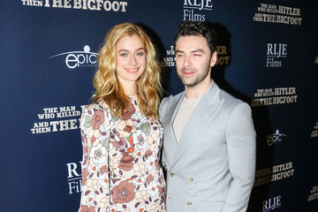 Caitlin Fitzgerald RLJE Films' 'The Man Who Killed Hitler And Then Bigfoot' Premiere