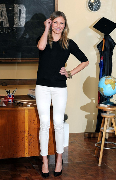cameron diaz bad teacher photoshoot. cameron diaz bad teacher.