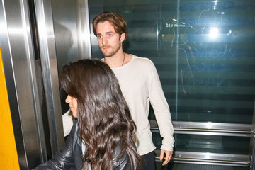 Camila Cabello Camila Cabello And Matthew Hussey Outside ArcLight Theatre