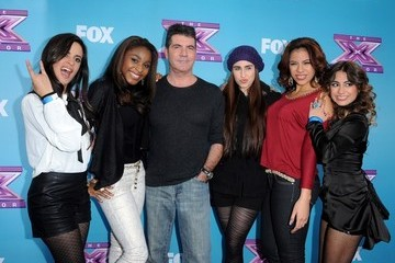 Camila The X Factor Finalists