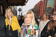 Candy Spelling is seen in Los Angeles, California.