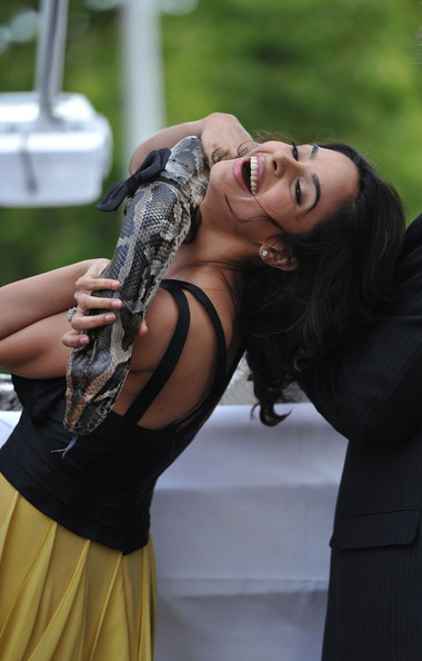 63rd Annual Cannes Film Festival - Mallika Sherawat launches