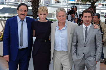 "Oliver Stone Shia LaBeouf Cannes Film Festival 2010 - ""Wall Street"" Photocall."