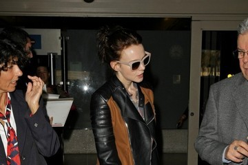Carey Mulligan Carey Mulligan at LAX