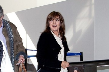 Carlyn Rosser Patrick Duffy Leaves LA With His Wife