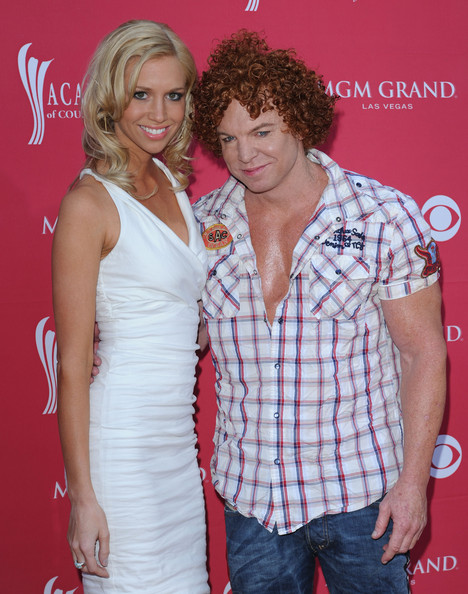 Carrot top dating