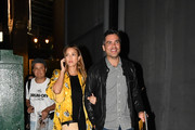 Cash Warren and Jessica Alba Hit the Town
