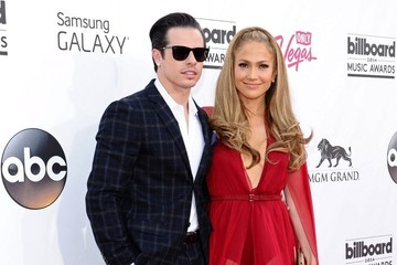 Casper Smart Arrivals at the Billboard Music Awards