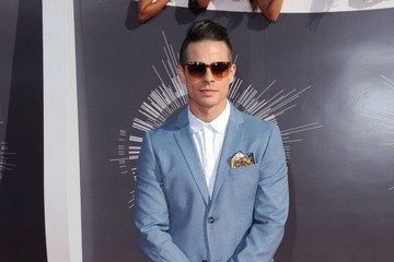 Casper Smart Arrivals at the MTV Video Music Awards