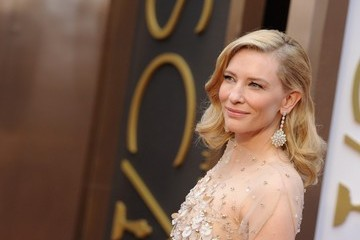 Cate Blanchett Arrivals at the 86th Annual Academy Awards