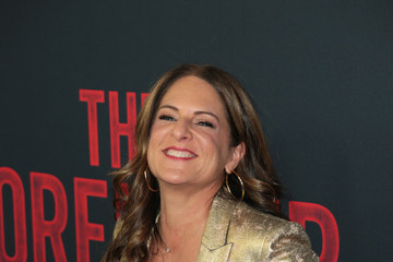 Cathy Schulman Premiere Of STX Entertainment's 'The Foreigner'