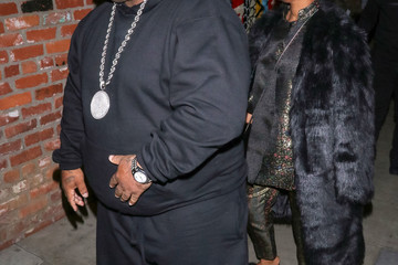 Cee-Lo Green CeeLo Green Outside TAO Restaurant