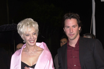 Keanu Reeves Patricia Taylor Celebrities and their parents