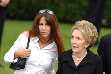 Patti Davis Celebrities and their parents