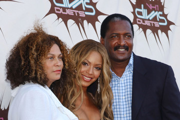 Beyonce Knowles Tina Knowles Celebrities and their parents