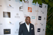 John Singleton is seen arriving at the 7th Annual AAFCA Awards.