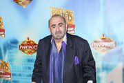 Ken Davitian is seen attending premiere of the 'Bullets Over Broadway' at the Pantages Theatre.
