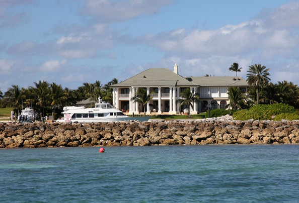 Celebrity Homes in the Bahamas - Zimbio