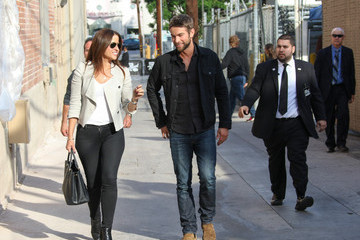 Chace Crawford Chace Crawford Heads to 'Jimmy Kimmel'