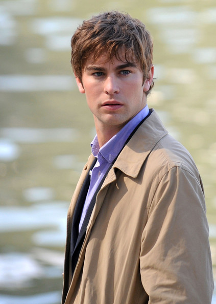 Chace Crawford in Chace Crawford and Jessica Szohr Film ...