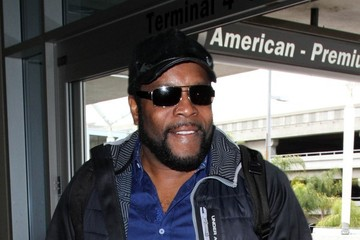 Chad L. Coleman Chad Coleman Seen at LAX