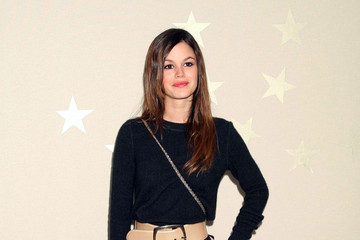 Rachel Bilson Chanel at Paris Fashion Week