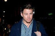 Channing Tatum is seen at LAX