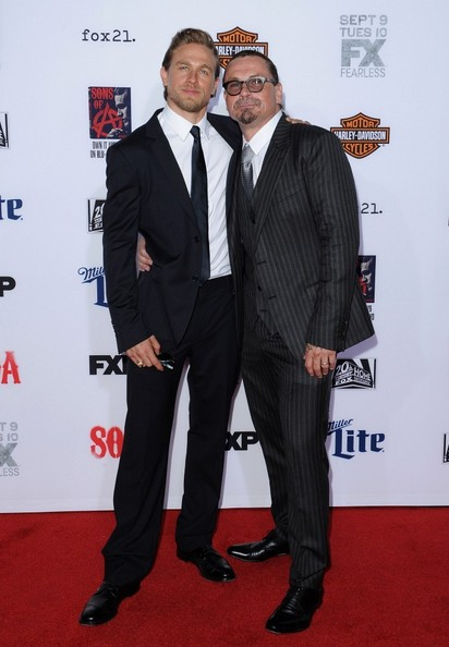 """""""Sons of Anarchy"""" Premiere []"""