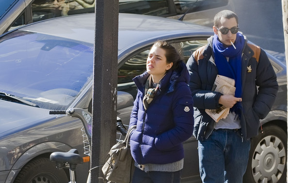Charlotte Casiraghi Alex. Charlotte Casiraghi in Paris