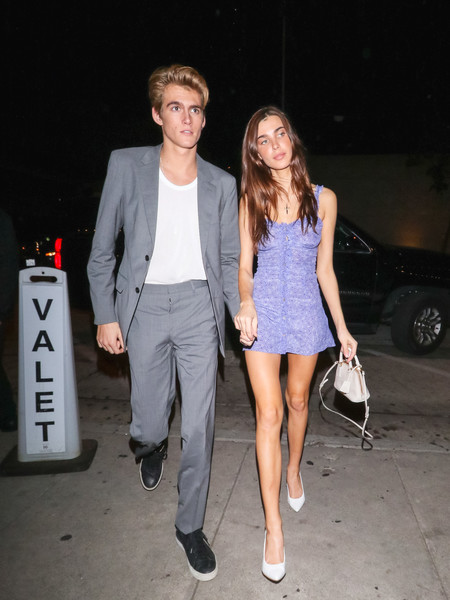 Presley Gerber And Charlotte D'Alessio Hit Craig's