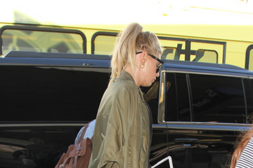 Charlotte McKinney Charlotte McKinney Is Seen at LAX