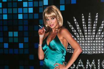 Charlotte McKinney David Spade and Others Hit the Casamigos Halloween Party