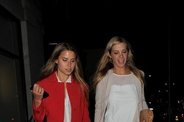 Chelsy Davy Chelsy Davy Enjoys a Night Out