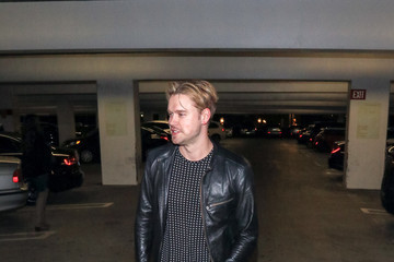 Chord Overstreet Chord Overstreet Leaves the ArcLight Theatre