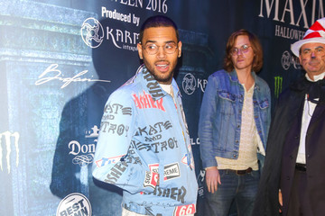 Chris Brown The 2016 MAXIM Magazine's Official Halloween Party