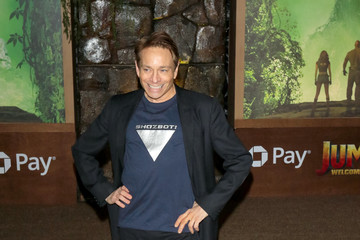 Chris Kattan Premiere of Columbia Pictures' 'Jumanji: Welcome to the Jungle'