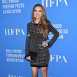 Chrishell Hartley HFPA Annual Grants Banquet