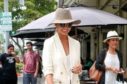 Chrissy Teigen Goes out in Beverly Hills