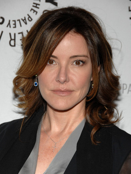 Christa Miller Pictures Cougar Town Special Screening
