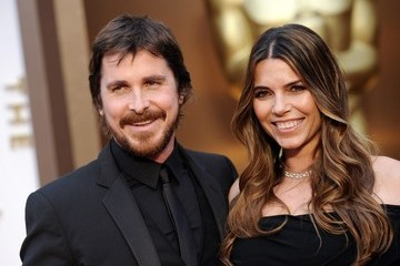 Christian Bale Arrivals at the 86th Annual Academy Awards