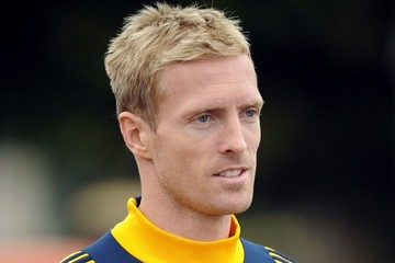 Christian Wilhelmsson The Galaxy Trains for the MLS Cup 2012