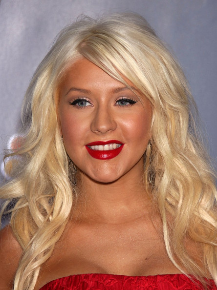 the voice christina aguilera. Christina Aguilera Press