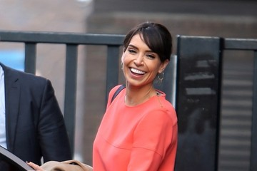 Christine Bleakley Christine Bleakley at the London Studios
