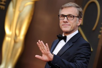 Christoph Waltz Arrivals at the 86th Annual Academy Awards