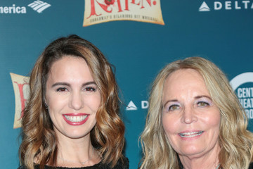 Christy Carlson Romano Opening Night Of 'Something Rotten!'
