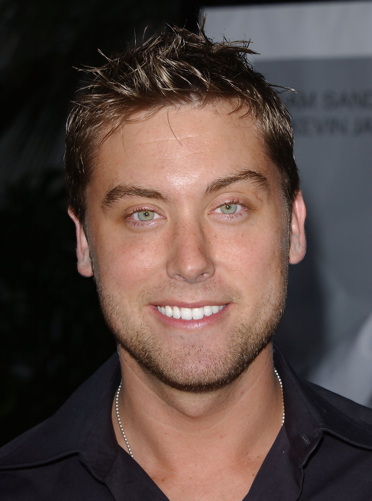 "Lance Bass in ""Chuck and Larry"" World Premiere 1 of 3 - Zimbio"