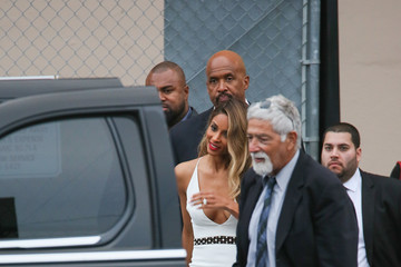 Ciara Ciara at 'Jimmy Kimmel Live'