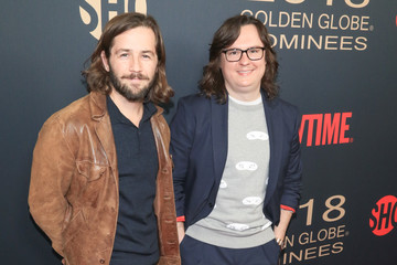 Clark Duke Showtime Golden Globe Nominees Celebration