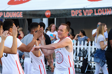 Clark Gregg Celebrities Attend the 8th Annual Nike Basketball 3ON3 Tournament at Microsoft Square
