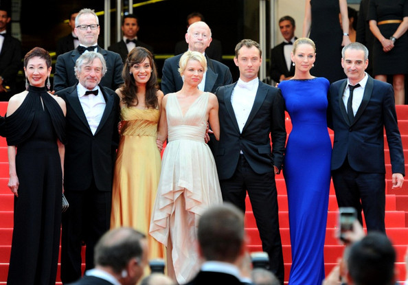 "The premiere of ""Les bien-aimes"" and the Closing Ceremonies of the 64th Annual Cannes Film Festival."